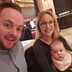 Babysitter required in Greystones, Ireland