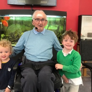 how to become a carer for the elderly in ireland
